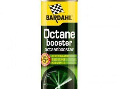 BARDAHL Октаноповышающая присадка в бензиновое топливо Octane Booster, 0,5л