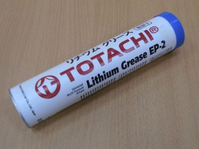 TOTACHI Смазка консистентная LITHIUM EP2, 0,4л