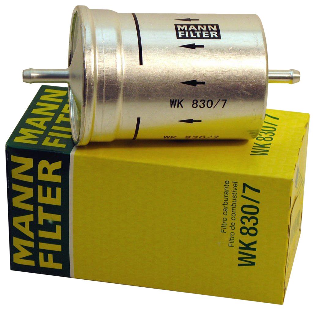 MANN Фильтр топливный WK 830/7