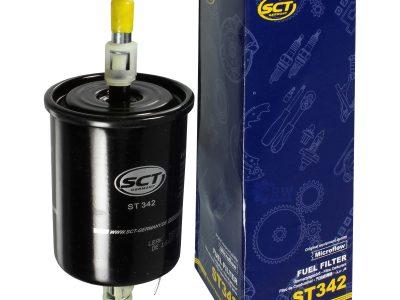 SCT Фильтр топливный ST 342