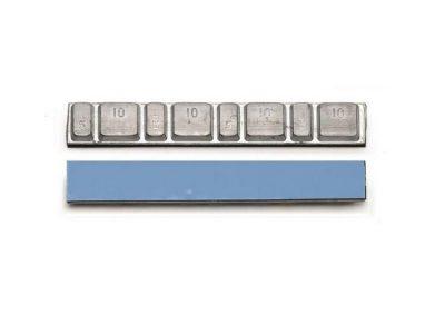 CLIPPER Груз для грузовых колес на ленте Norton, 200гр, в коробке 20шт, 0063