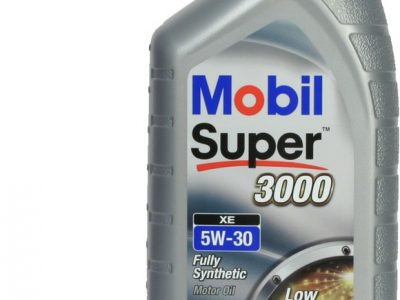 MOBIL Моторное масло Super 3000 XE SAE 5w30 1л Full-synthetic