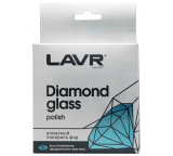 LAVR Алмазный полироль фар Diamond glass polish, 20 мл