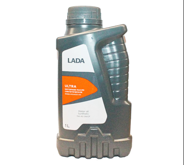 LADA Моторное масло Ultra SN/CF SAE 5w40 1л Full-synthetic