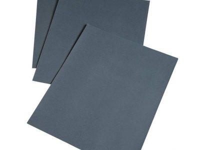 APP Водостойкая наждачная бумага MATADOR 230×280мм, P 2000