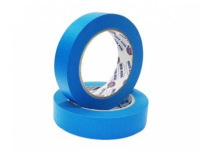 EUROCEL Маскирующая лента 80°С 38 mm x 45 m, синяя