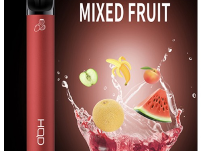 HQD Электронная сигарета Super Мультифруктовый сок