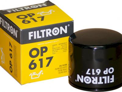 FILTRON Фильтр маслянный OP 617