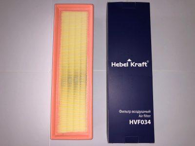 RENAULT Фильтр воздушный hvf 034
