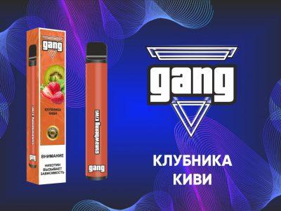 GANG Электронная сигарета Клубника киви