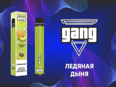 GANG Электронная сигарета Ледяная дыня