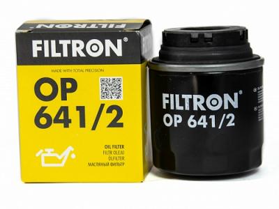 FILTRON Фильтр маслянный OP 641/2