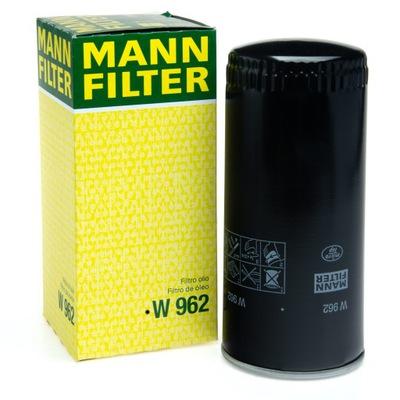 MANN Фильтр масляный W 962