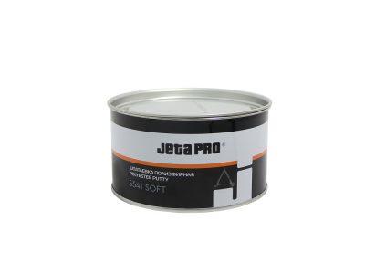 JETA PRO Шпатлевка 5541 Soft 1,0 кг + отвердитель 0,02 гр