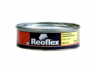 REOFLEX Шпатлёвка Multi 1,0 кг+ отвердитель 0,025 гр