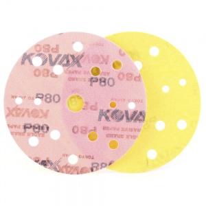 KOVAX Абразивный круг Premium New 15 отверстий 152 мм, P80