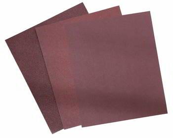 SIA Водостойкая наждачная бумага 230×280мм, P1000