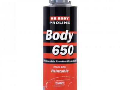 HB BODY PROLINE Антикор 650 серый, 1л