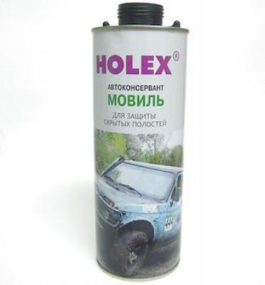 HOLEX Мовиль для защиты скрытых полостей ML, 1л