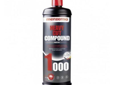 MENZERNA Высокообразивная полировальная паста HCC1000 Heavy Cut Compound, 1л