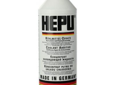 HEPU Антифриз синий G11 1,5л