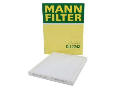 MANN Фильтр салонный CU 2243