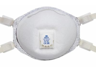 3M Респиратор для защиты органов дыхания с клапаном FFP2 противопыльный 9925