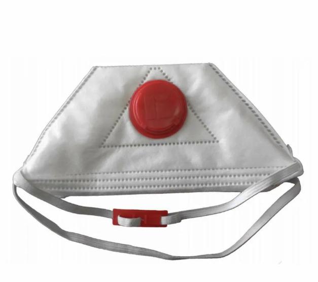 СПИРО Респиратор для защиты органов дыхания c клапаном FFP3  113