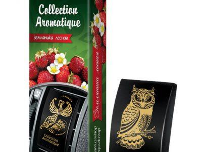 FOUETTE Ароматизатор воздуха на дефлектор «Collection Aromatique» Земляника лесная