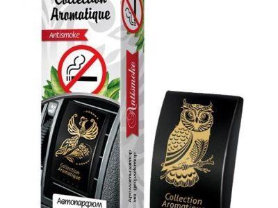FOUETTE Ароматизатор воздуха на дефлектор «Collection Aromatique» Anti Smoke
