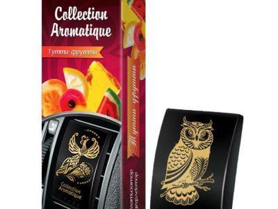 FOUETTE Ароматизатор воздуха на дефлектор «Collection Aromatique» Тутти-Фрутти