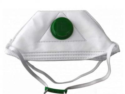 СПИРО Респиратор для защиты органов дыхания c клапаном FFP2  112