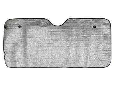 SKYWAY Шторка на лобовое стекло экран 150*80см фольга двусторонняя