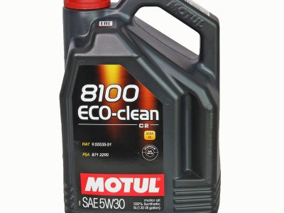 MOTUL Моторное масло 8100 Eco-Clean SAE 5w30 1л Full-synthetic