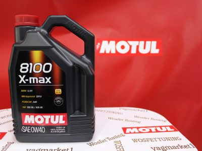 MOTUL Моторное масло 8100 X-max SAE 0w40 4л Full-synthetic