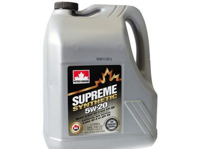 PETRO CANADA Моторное масло Supreme Synthetic SAE 5w20 4л Full-synthetic