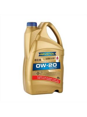 RAVENOL Моторное масло EcoSynth ECS SAE 0w20 1л Full-synthetic