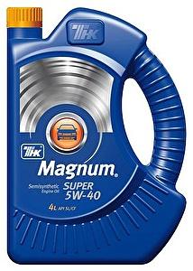 ТНК Моторное масло Magnum Super SAE 5w40 4л Semi-synthetic