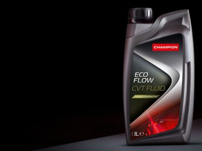 CHAMPION Трансмиссионное масло АКПП Eco Flow CVT Fluid 1л Full-synthetic