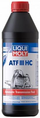 LIQUI MOLY Трансмиссионное масло АКПП ATF III HC 1л Full-synthetic