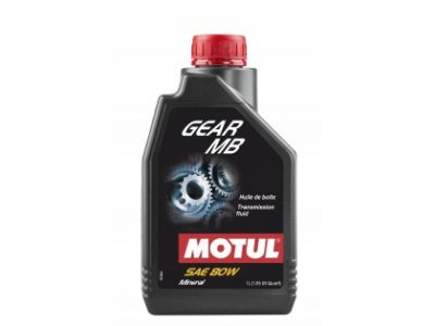 MOTUL Трансмиссионное масло МКПП Gear MB 1л Mineral oil