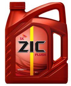 ZIC Промывочное масло Flushing Oil  4л