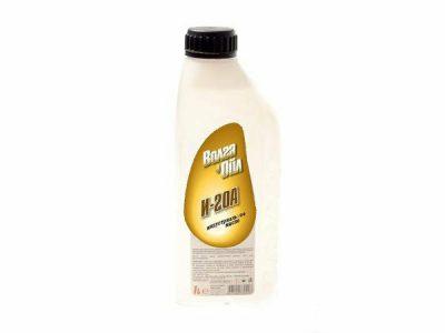 ВОЛГА-ОЙЛ Индустриальное масло И-20А 01л Mineral oil