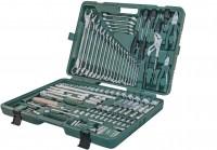 JONNESWAY Набор инструмента универсальный 1/4″, 1/2″DR, 128 предметов