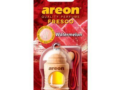 AREON Ароматизатор FRESCO гель ДЕРЕВО Watermelon