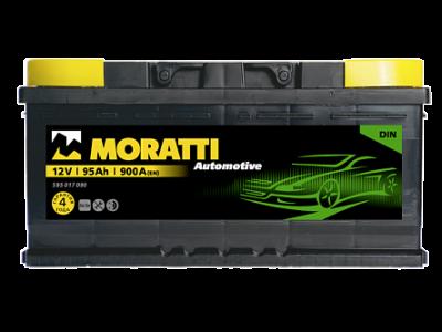 MORATTI Аккумуляторная батарея автомобильная  95 A/h обратная полярность
