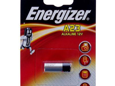 ENERGIZER Батарейка алкалиновая A23 FSB1 блистер 1шт