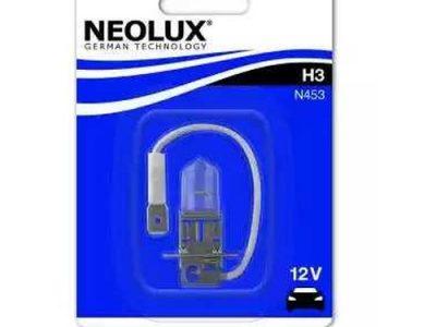 NEOLUX Лампа автомобильная H3 12V 55W в блистере, 1 шт.