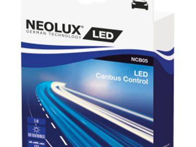 NEOLUX Лампа автомобильная обманка Canceller LED 12V 5W Canbus Control, 2 шт.