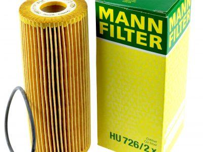 MANN Фильтр масляный HU 726/2 x